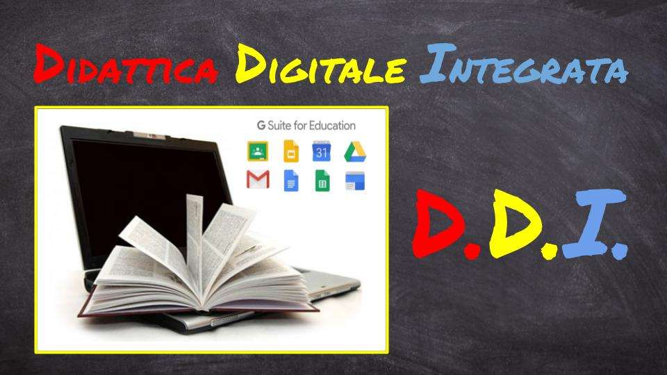 didattica digitale integrata logo